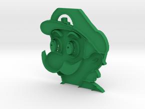 profile picture in Green Processed Versatile Plastic