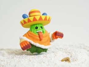 Ponchomon in Full Color Sandstone