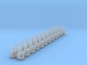 (1:285) CIWS (x24) in Smooth Fine Detail Plastic