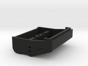 Minolta 7000 - Lipo battery holder in Black Natural Versatile Plastic
