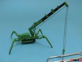HO/1:87 Mini Crawler Crane Set C kit in Smooth Fine Detail Plastic