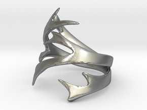 Antler Size 9 in Natural Silver