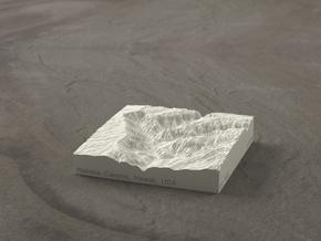 3'' Waimea Canyon, Hawaii, USA, Sandstone in Natural Sandstone