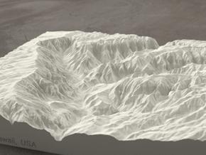 8'' Waimea Canyon, Hawaii, USA, Sandstone in Natural Sandstone