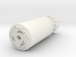 Mufflegoat MK II - final in White Natural Versatile Plastic