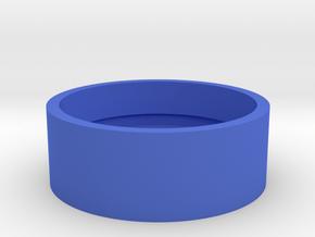 Slot Boston Box USA Half Dollar in Blue Processed Versatile Plastic