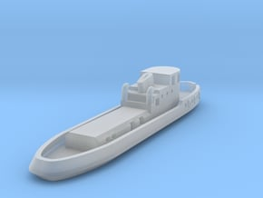 005F Tugboat 1/600 in Smooth Fine Detail Plastic