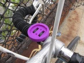 Sigma Rox 10 Support - OSHW in Purple Processed Versatile Plastic