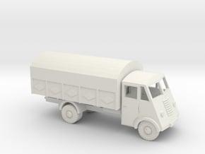 1/87 Renault AHN truck in White Natural Versatile Plastic