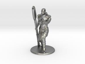 Jaffa Guard Firing Zat - 35mm in Natural Silver