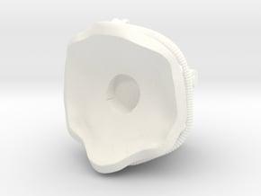 M.A.S.K.  Spectrum  in White Processed Versatile Plastic