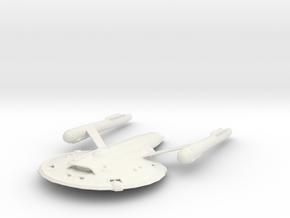 tos Forrest-class in White Natural Versatile Plastic