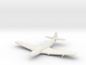 Kawasaki Ki-64 'Rob' in White Natural Versatile Plastic: 1:200