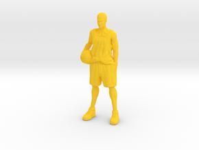 Slam Dunk Sakuragi in Yellow Processed Versatile Plastic