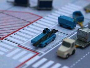 GSE 1:400 6x Conveyor Belt Loader in Smooth Fine Detail Plastic