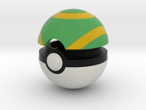 Pokeball (Nest) in Full Color Sandstone