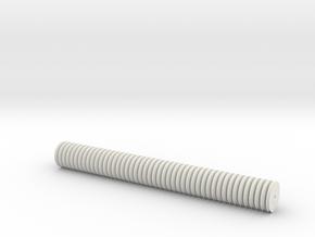 12mm sheaves in White Natural Versatile Plastic