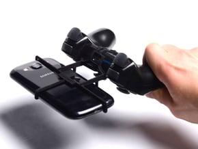 Controller mount for PS3 & alcatel Pixi 4 (4) in White Natural Versatile Plastic