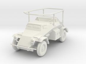 PV136 Sdkfz 261 Long Range Radio Car (1/48) in White Natural Versatile Plastic