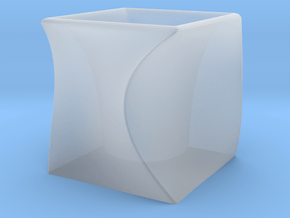 Binary cups in Smooth Fine Detail Plastic