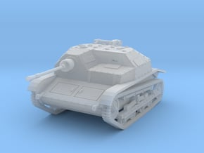 PV139C TKS Tankette w/20mm (1/87) in Smooth Fine Detail Plastic