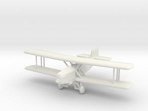 Martin T3M (wheels) in White Natural Versatile Plastic: 1:200