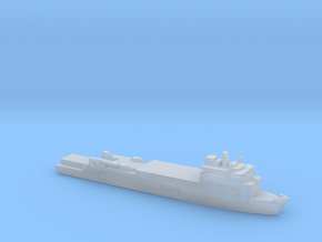 Foudre-Class LPD, 1/6000 in Smooth Fine Detail Plastic
