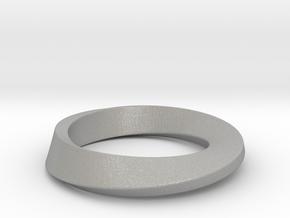 Mobius in Aluminum