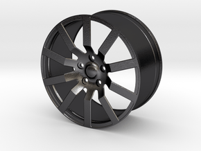 Lotus Evora Lightweight 10-spoke Wheel in Polished and Bronzed Black Steel