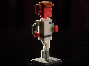 Space Hero - The Original! in Full Color Sandstone