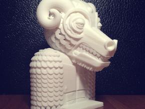 Goatboy! in White Natural Versatile Plastic