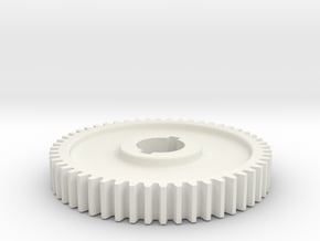 52T Atlas 618/Craftsman 101 Change Gear in White Natural Versatile Plastic