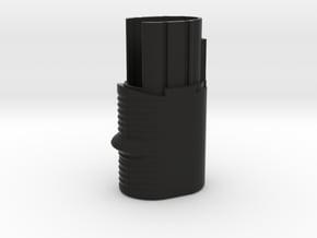PDR-C in Black Natural Versatile Plastic