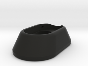 Hi Capa Magwell in Black Natural Versatile Plastic