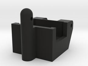 Deans Locker Bottom, Mountable in Black Natural Versatile Plastic