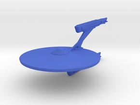 1/2500 Destroyer Akula in Blue Processed Versatile Plastic