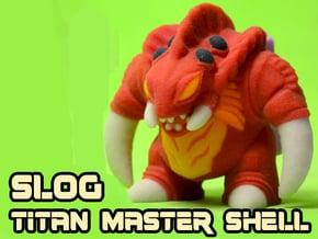 Slog TitanMaster Shell  in Full Color Sandstone: Medium