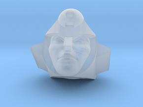 Firestar Head for Gen Kup/Swerve in Smooth Fine Detail Plastic