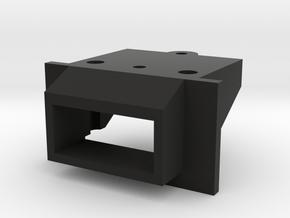 Lionel O Scale EMD GP30 Coupler Mount in Black Natural Versatile Plastic