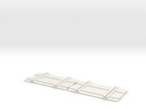 X-32-b2b-track-joiner-1a in White Natural Versatile Plastic