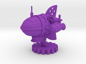 Davinci in Purple Processed Versatile Plastic