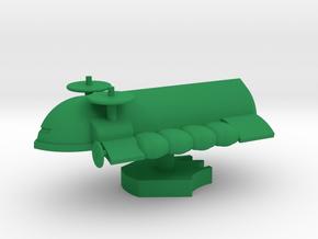 Sphinx in Green Processed Versatile Plastic