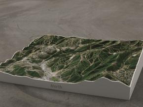 Park City/Deer Valley, Utah, USA, 1:50000 in Full Color Sandstone