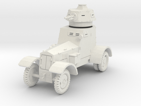 PV148A wz34 Armored Car (28mm) in White Natural Versatile Plastic
