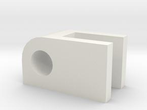 EyeClaw E9-C9 in White Natural Versatile Plastic