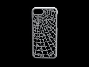 Webbed: Case for iphone 7 in White Natural Versatile Plastic