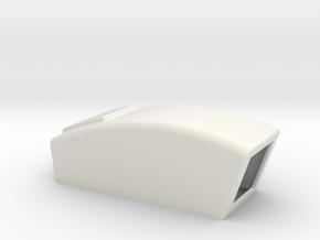 PN Wessex Aircon Box in White Natural Versatile Plastic