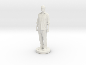 Printle C Homme 197 - 1/24 in White Natural Versatile Plastic