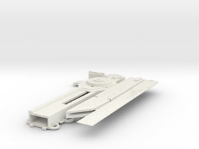 Florentine Talon Cosplay Prop Kit in White Natural Versatile Plastic