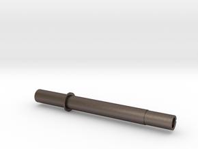 Swiss Arms Uzi - Barrel Short in Polished Bronzed Silver Steel